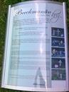 ukázka reklamního panelu Horizont - Beckmanův kříž